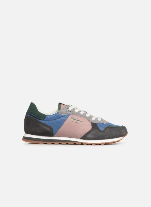 Trainers Pepe jeans Verona W Traveller C Multicolor back view