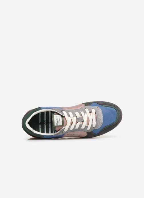 Baskets Pepe jeans Verona W Traveller C Multicolore vue gauche