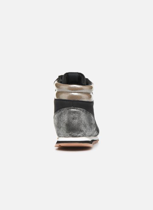Sneaker Pepe jeans Verona W Twin Bootie C grau ansicht von rechts