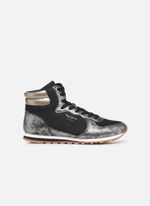 Sneaker Pepe jeans Verona W Twin Bootie C grau ansicht von hinten
