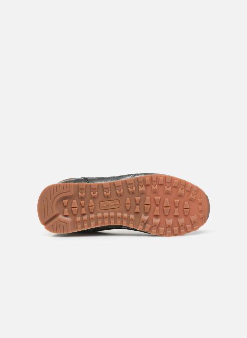 Sneaker Pepe jeans Verona W Twin Bootie C grau ansicht von oben