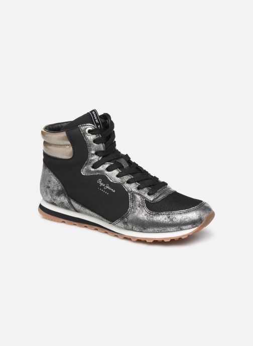 Sneaker Pepe jeans Verona W Twin Bootie C grau detaillierte ansicht/modell