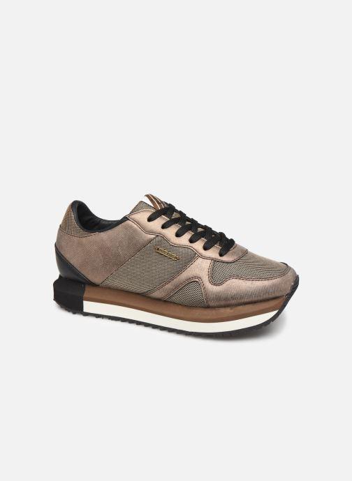 Sneakers Pepe jeans Zion Mesh C Goud en brons detail