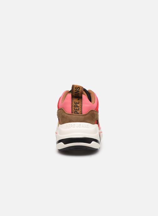 Sneakers Pepe jeans Sinyu New Colors C Multicolore immagine destra