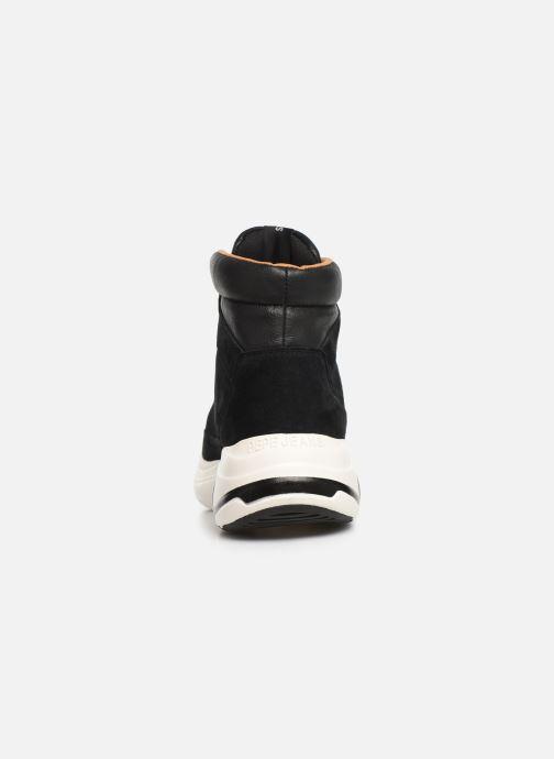 Baskets Pepe jeans Sinyu Treck C Noir vue droite