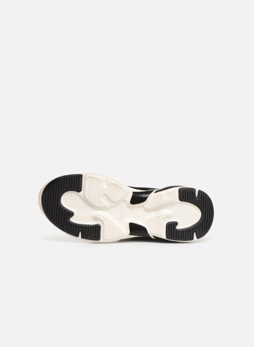 Baskets Pepe jeans Sinyu Treck C Noir vue haut