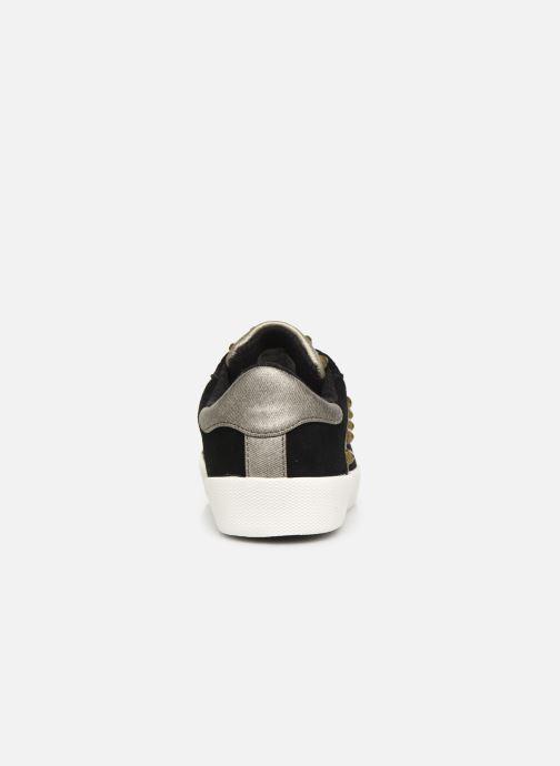 Baskets Pepe jeans Kioto C Noir vue droite