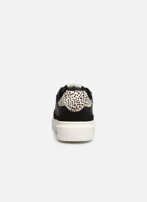 Sneakers Pepe jeans Abbey Bass C Zwart rechts