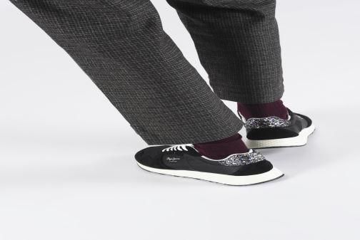 Sneakers Pepe jeans Koko Sky C Nero immagine dal basso