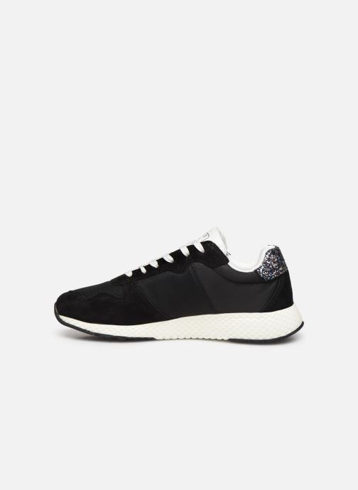 Sneakers Pepe jeans Koko Sky C Zwart voorkant