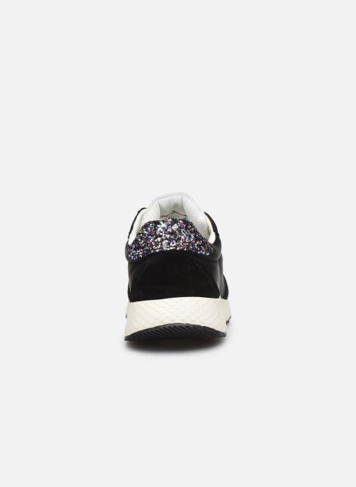 Sneakers Pepe jeans Koko Sky C Zwart rechts