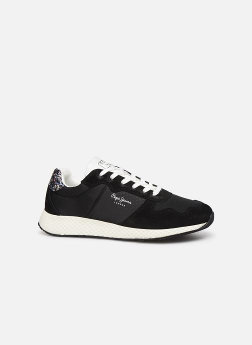 Sneakers Pepe jeans Koko Sky C Zwart achterkant