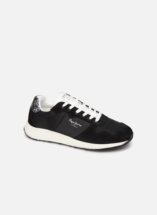 Sneakers Pepe jeans Koko Sky C Zwart detail
