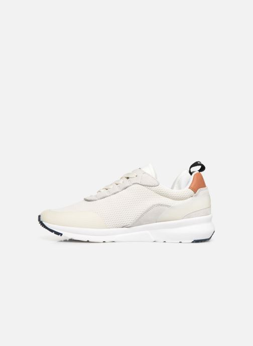 Trainers Pepe jeans Nº22 W C White front view