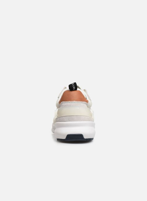 Trainers Pepe jeans Nº22 W C White view from the right