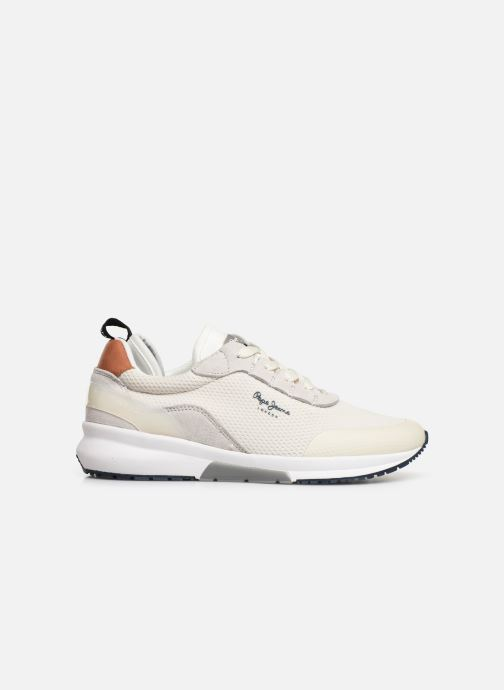 Trainers Pepe jeans Nº22 W C White back view