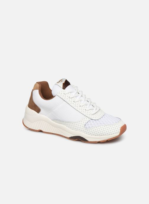 Trainers Pepe jeans Harlow New C White detailed view/ Pair view