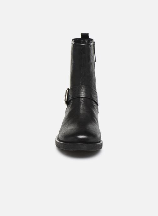 Bottines et boots Pepe jeans Maddox Ess C Noir vue portées chaussures