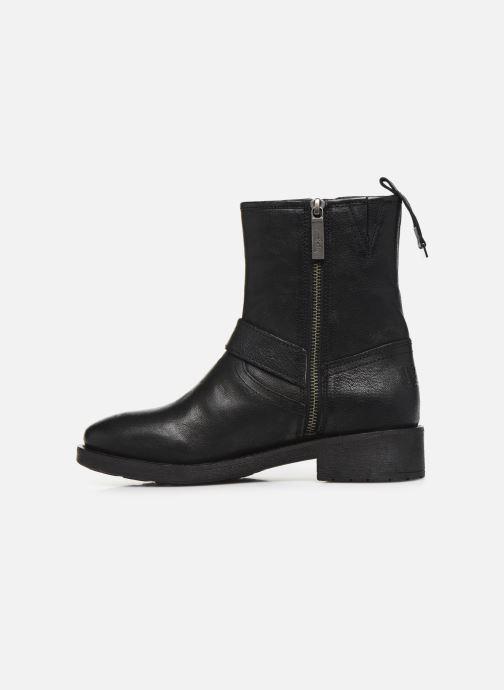 Bottines et boots Pepe jeans Maddox Ess C Noir vue face