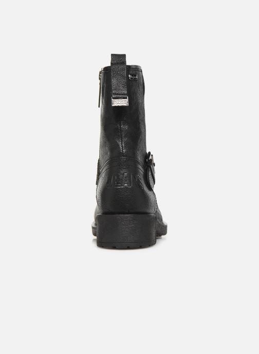 Bottines et boots Pepe jeans Maddox Ess C Noir vue droite