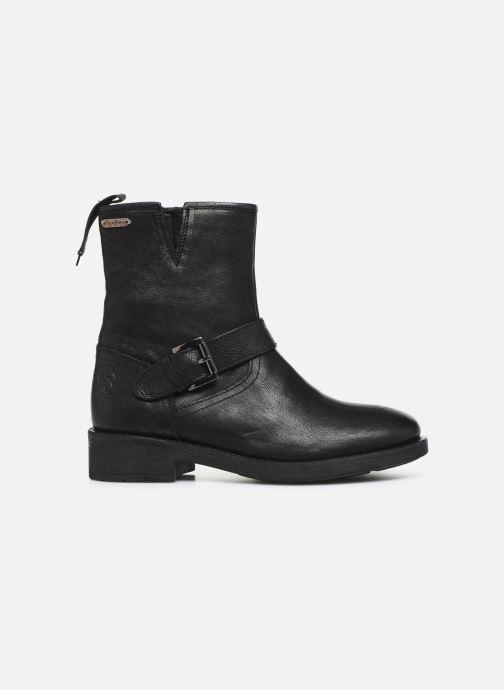 Bottines et boots Pepe jeans Maddox Ess C Noir vue derrière
