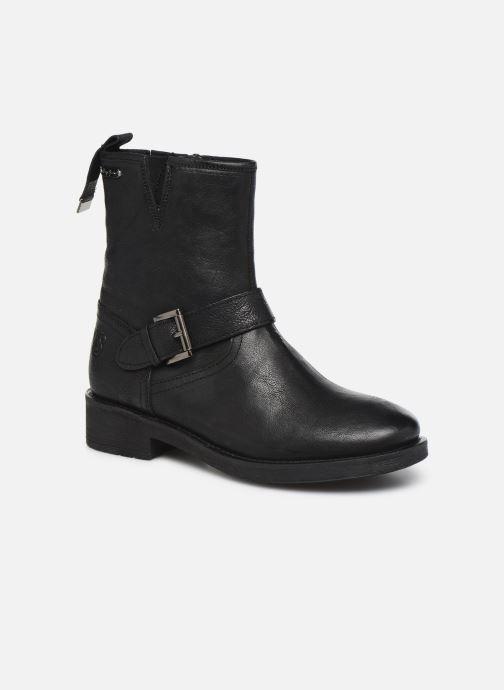 Bottines et boots Pepe jeans Maddox Ess C Noir vue détail/paire
