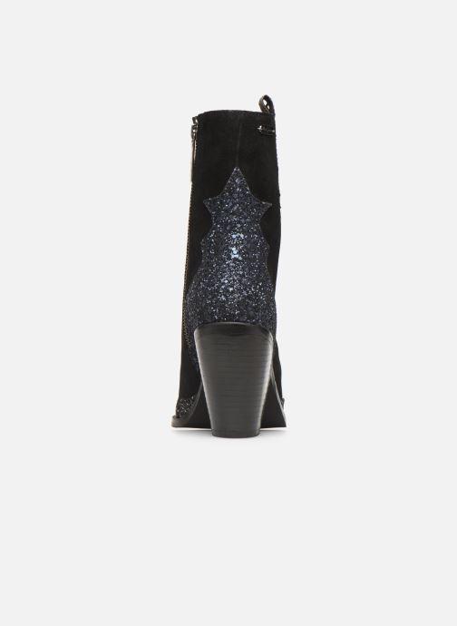 Bottines et boots Pepe jeans Hampstead Shine C Noir vue droite