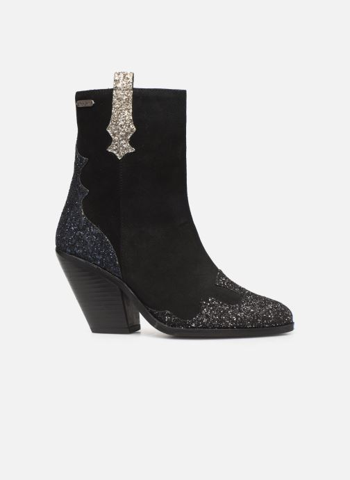 Bottines et boots Pepe jeans Hampstead Shine C Noir vue derrière
