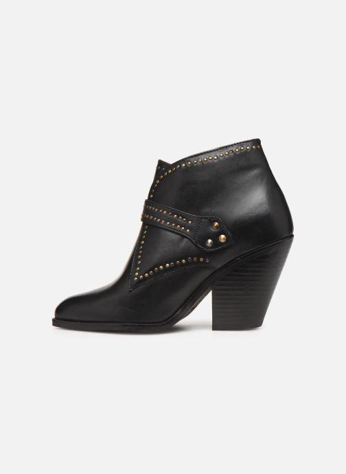 Bottines et boots Pepe jeans Hampstead Colors C Noir vue face