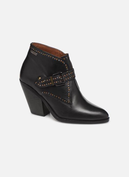Bottines et boots Pepe jeans Hampstead Colors C Noir vue détail/paire