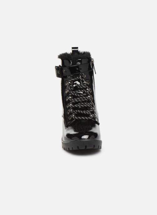 Stiefeletten & Boots Pepe jeans Fulham Bass C schwarz schuhe getragen