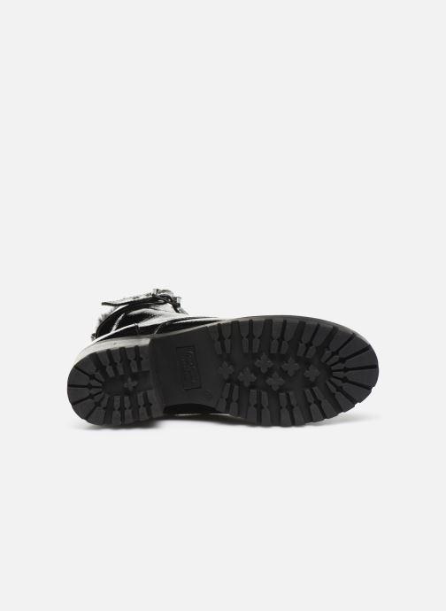 Stiefeletten & Boots Pepe jeans Fulham Bass C schwarz ansicht von oben