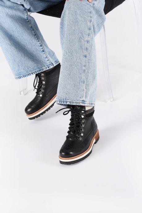 Boots en enkellaarsjes Pepe jeans Montreal Hyke C Zwart onder