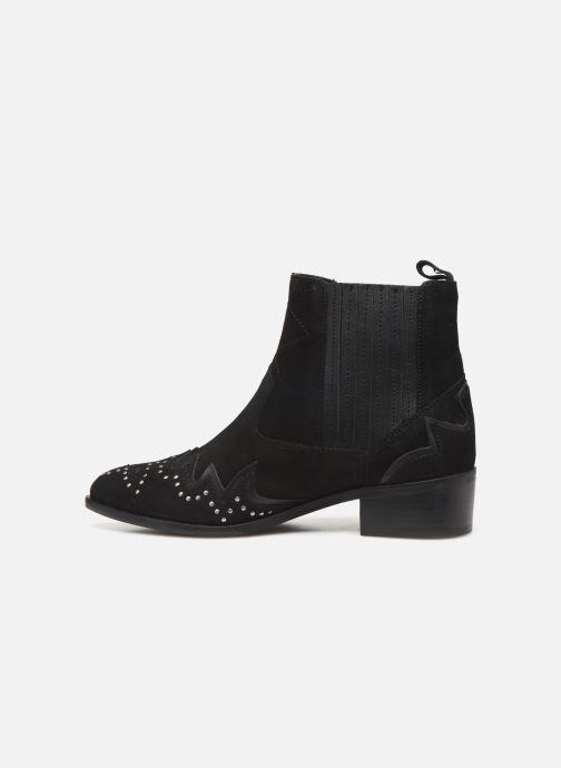 Bottines et boots Pepe jeans Chiswick Easy C Noir vue face