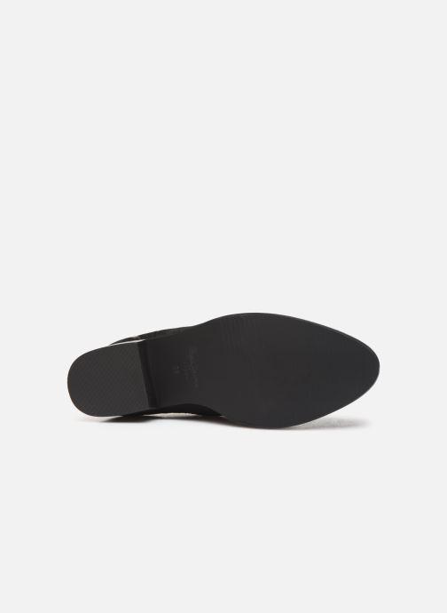 Bottines et boots Pepe jeans Chiswick Easy C Noir vue haut