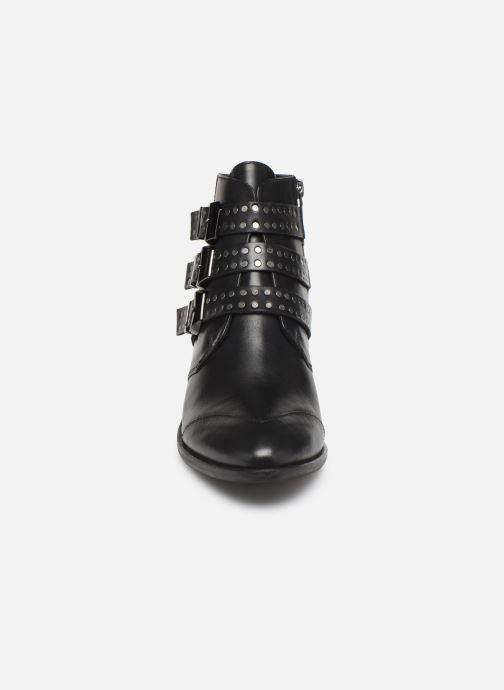 Bottines et boots Pepe jeans Chiswick Lessy C Noir vue portées chaussures