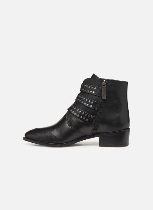 Bottines et boots Pepe jeans Chiswick Lessy C Noir vue face