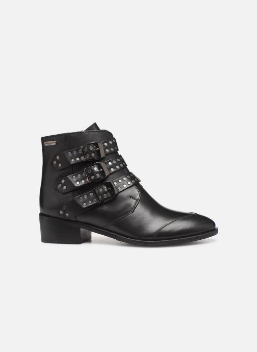 Boots en enkellaarsjes Pepe jeans Chiswick Lessy C Zwart achterkant