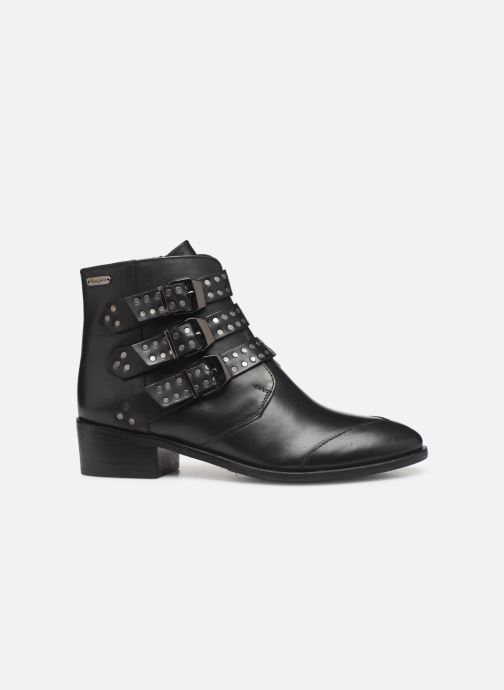 Ankle boots Pepe jeans Chiswick Lessy C Black back view
