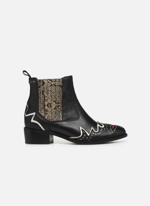 Bottines et boots Pepe jeans Chiswick West C Noir vue derrière