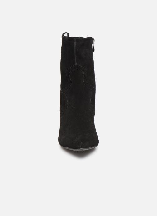 Bottines et boots Pepe jeans Gospel Tex C Noir vue portées chaussures