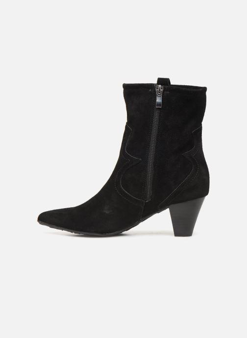 Bottines et boots Pepe jeans Gospel Tex C Noir vue face