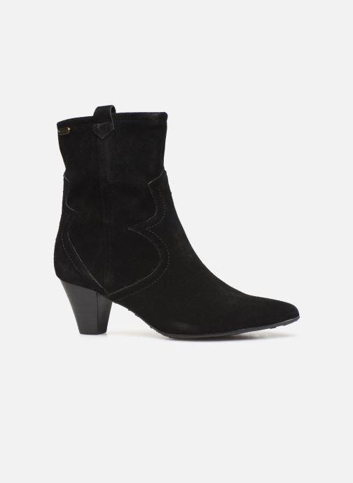Bottines et boots Pepe jeans Gospel Tex C Noir vue derrière