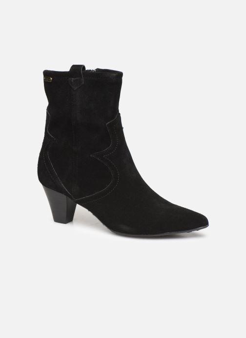 Bottines et boots Pepe jeans Gospel Tex C Noir vue détail/paire