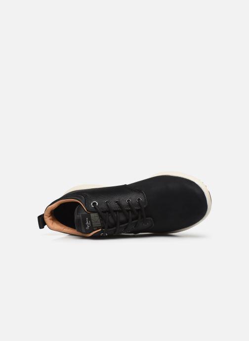 Sneaker Pepe jeans Hike Smart Boot C grau ansicht von links