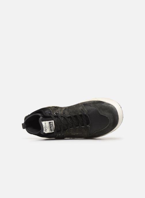 Sneaker Pepe jeans Slate Pro 01 C grau ansicht von links