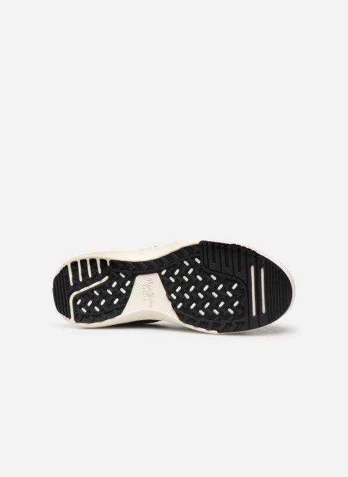 Baskets Pepe jeans Slate Pro 01 C Gris vue haut
