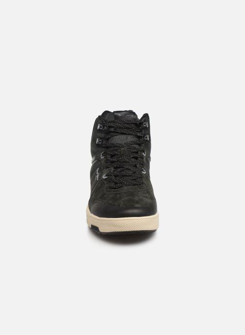Baskets Pepe jeans Slate Pro Boot C Gris vue portées chaussures