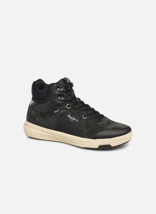 Baskets Pepe jeans Slate Pro Boot C Gris vue détail/paire