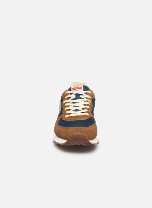 Baskets Pepe jeans Klein Archive C Multicolore vue portées chaussures